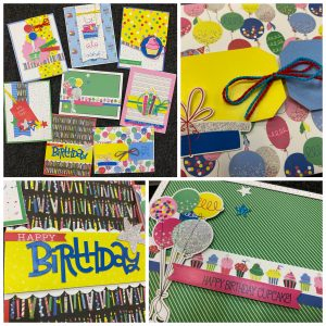 Monthly Card Kit